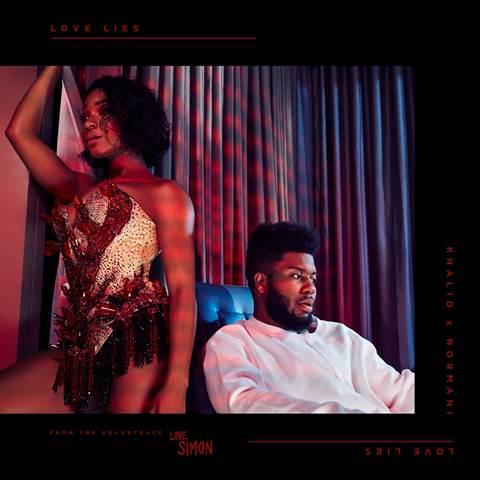 """Khalid y Normani lanzan su nuevo single """"Love Lies"""""""