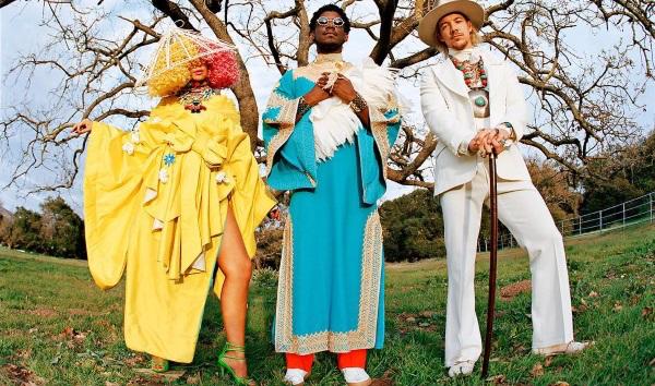 """LSD (Labrinth, Sia y Diplo) lanzan hoy su primer single y vídeo oficial: """"Audio"""""""