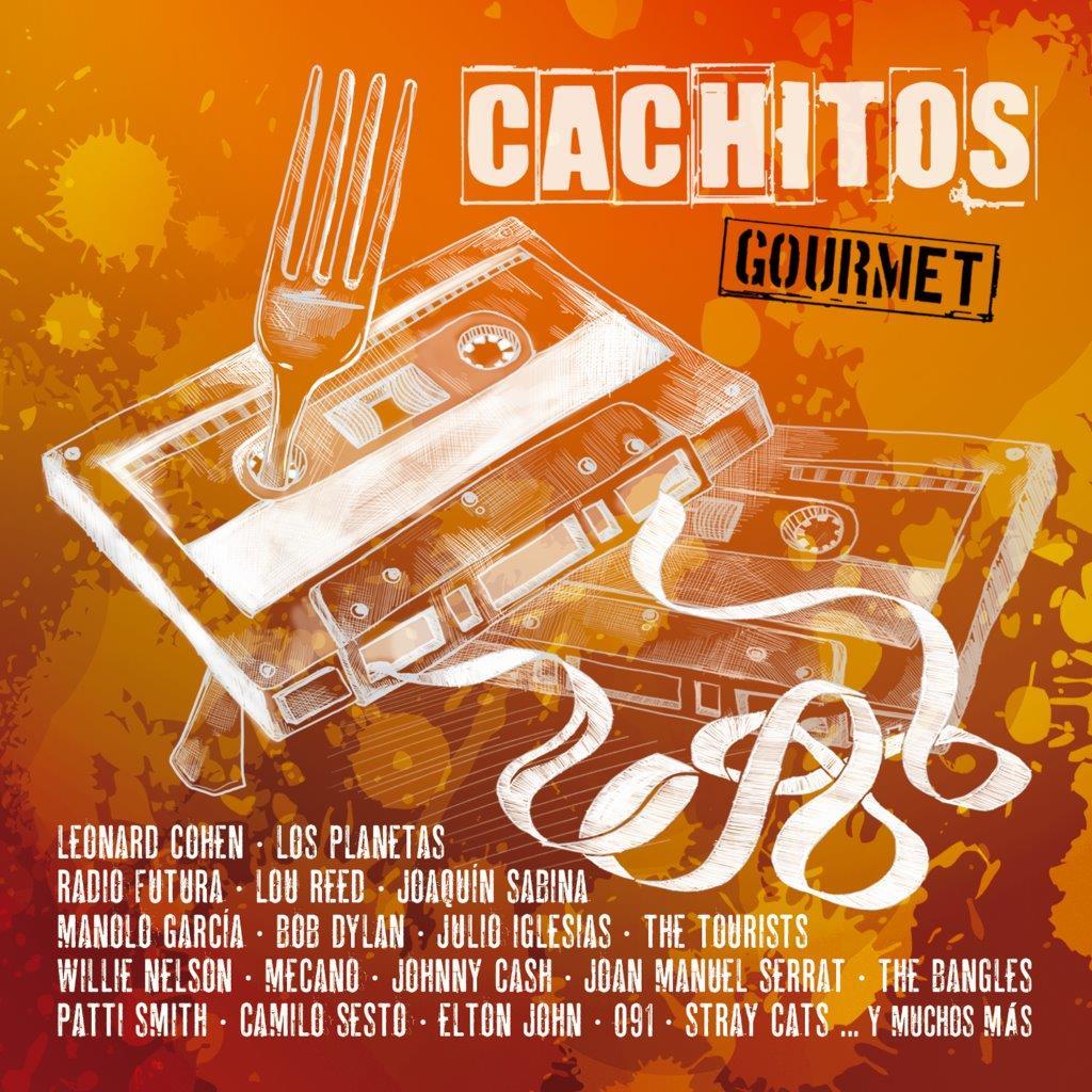 """""""Cachitos Gourmet"""", un doble CD+DVD con lo mejor del exitoso programa de La 2 de TVE"""