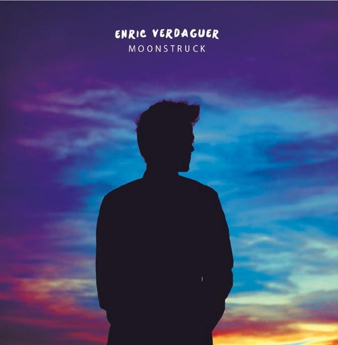 Enric Verdaguer lanza 'Fun', segundo sencillo de su álbum 'Moonstruck'.