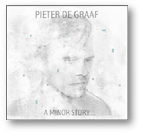 """El pianista Pieter De Graaf publica """"A Minor Story"""""""