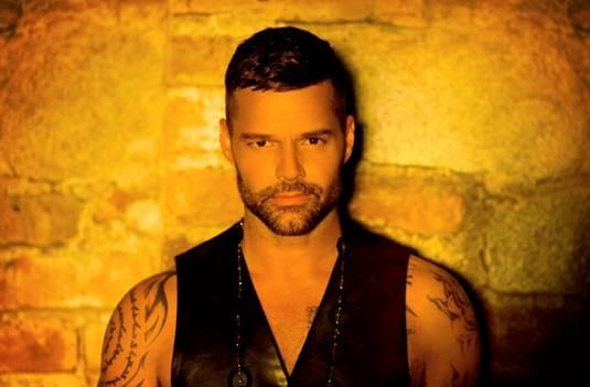 """Ricky Martin estrena hoy su nuevo single y vídeo """"Fiebre"""""""