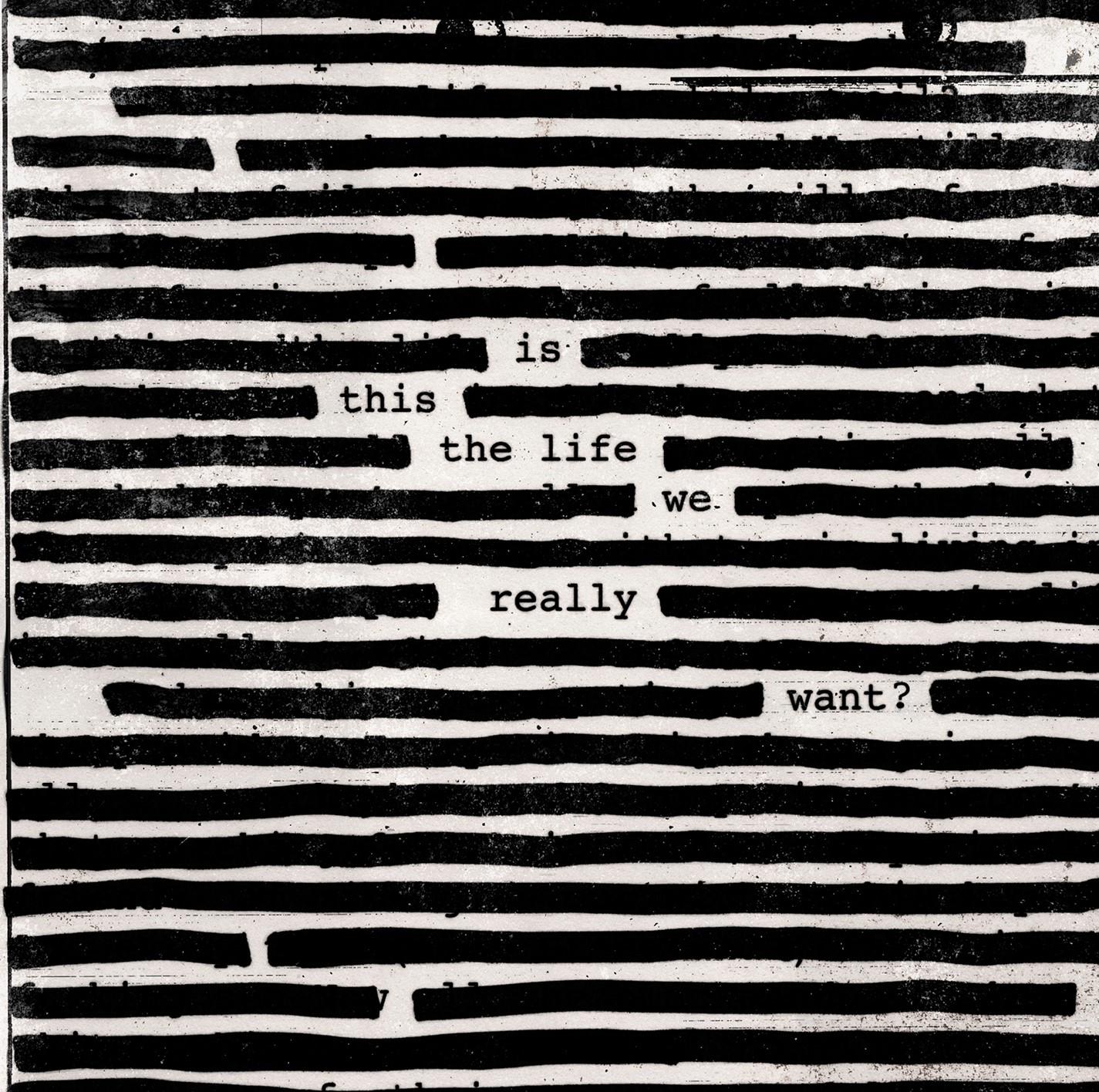 """El nuevo álbum de Roger Waters, """"Is This Live We Really Want?"""" saldrá a la venta el viernes 2 de junio"""