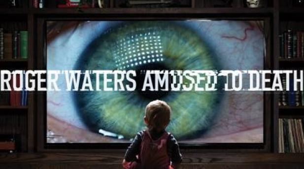 """Roger Waters relanza """"Amused to death"""", el álbum que retrata a una sociedad distraída, con una nueva edición remasterizada"""