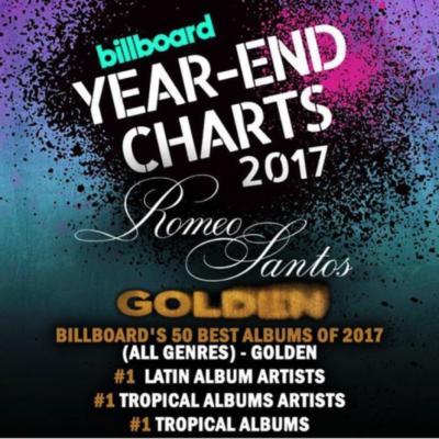 Romeo Santos Billboard