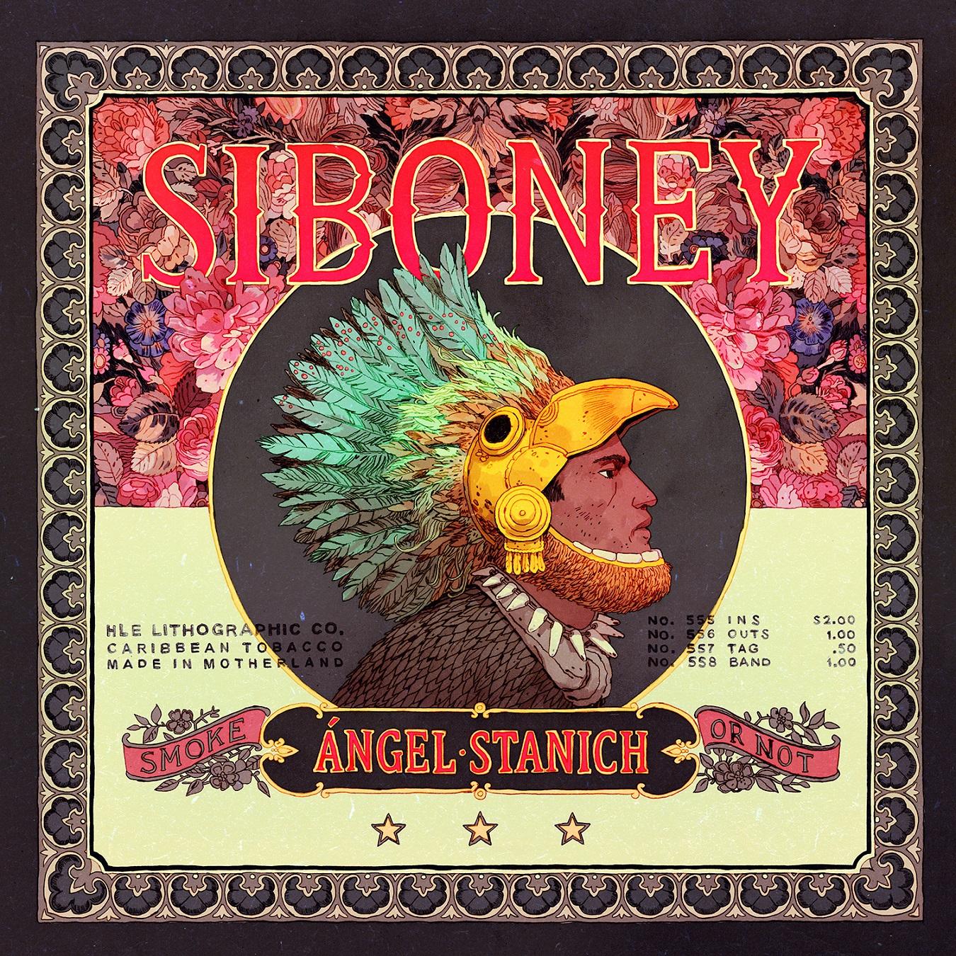 """Ángel Stanich publica """"SIBONEY"""" – nuevo EP aperitivo de su próximo álbum"""