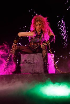 Shakira Gira El Dorado