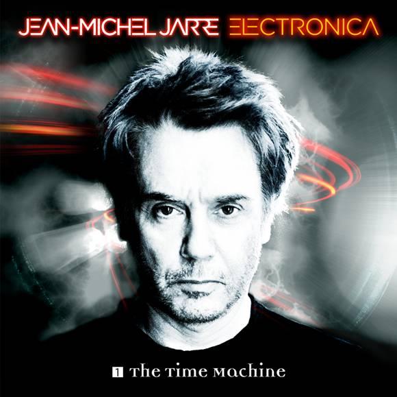 """""""ELECTRÓNICA 1: The Time Machine"""" es el nuevo disco de Jean Michel Jarre, con 16 espectaculares colaboraciones y a la venta el16 de Octubre!"""