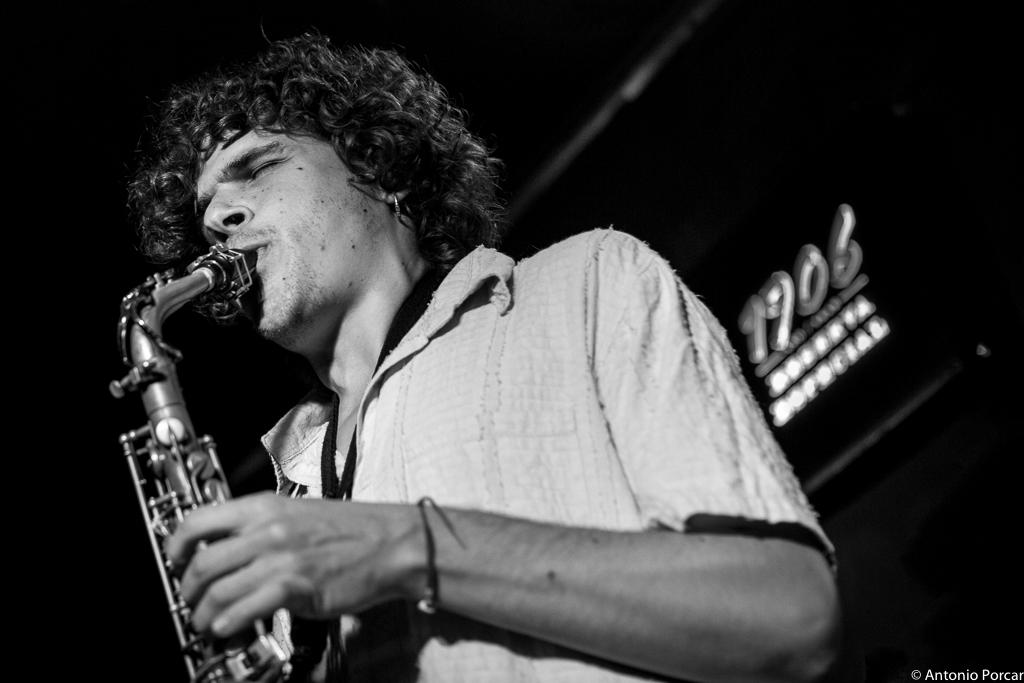 Antonio Lizana inaugura 2017 con una semana de conciertos en el Café Central de Madrid
