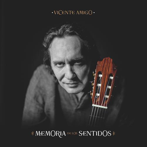Vicente Amigo nominado al Grammy al Mejor álbum de World Music