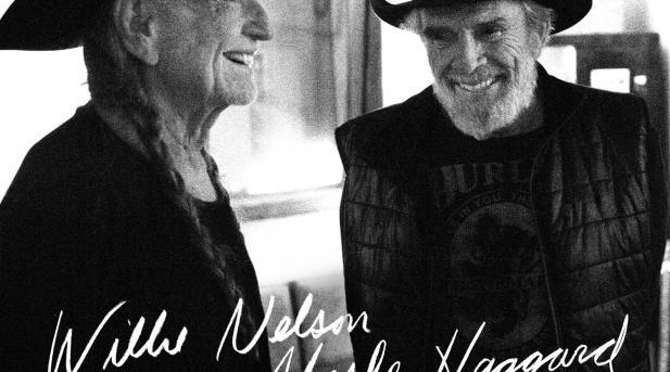 Las leyendas 'Outlaw' de la música Country Willie Nelson y Merle Haggard se reúnen en Django and Jimmie,  un nuevo álbum colaborativo con 14 canciones de estudio inéditas
