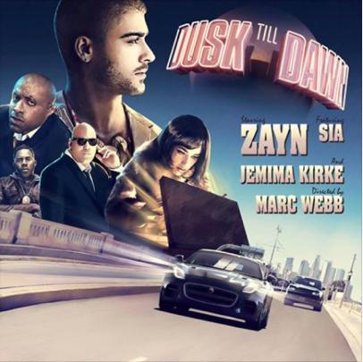 """ZAYN lanza la canción y videoclip de """"Dusk till Dawn"""""""