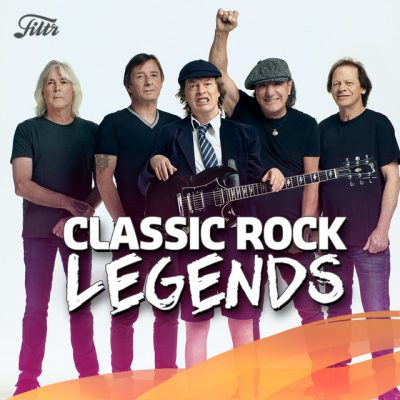 Classic Rock Legends