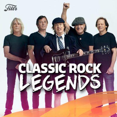 Classic Rock Legends