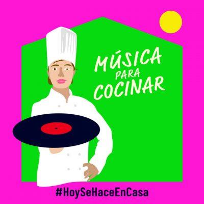 Música para Cocinar en Casa