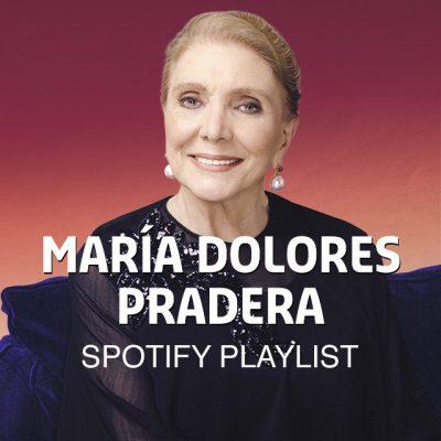 Maria Dolores Pradera Spotify Playlist