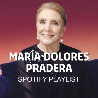 Maria Dolores Pradera Spotify Playlist