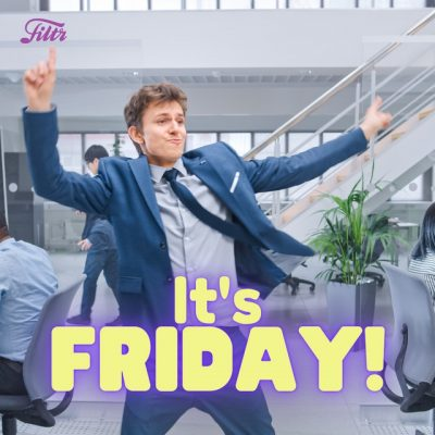 It's Friday Then…  FRIDAY PARTY!
