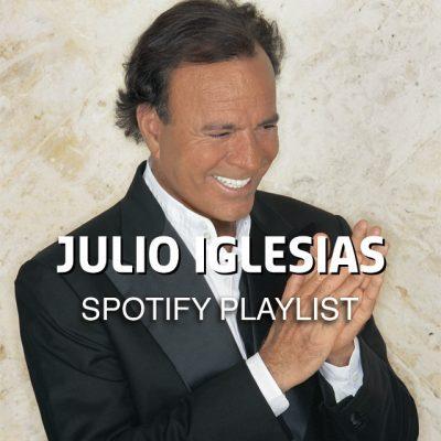 Julio Iglesias Spotify Playlist