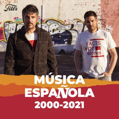 Música Española 2021 al 2000
