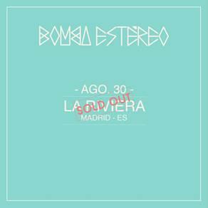 """Bomba Estéreo agota las entradas para la presentación de """"Ayo"""" hoy en Madrid, ¡últimas entradas para el concierto de Barcelona!"""