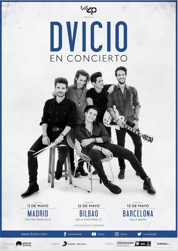 Dvicio anuncia las primeras fechas de su nueva gira
