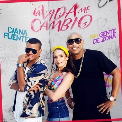 """La cantante cubana Diana Fuentes estrena nuevo single y vídeo, """"La vida me cambió"""""""