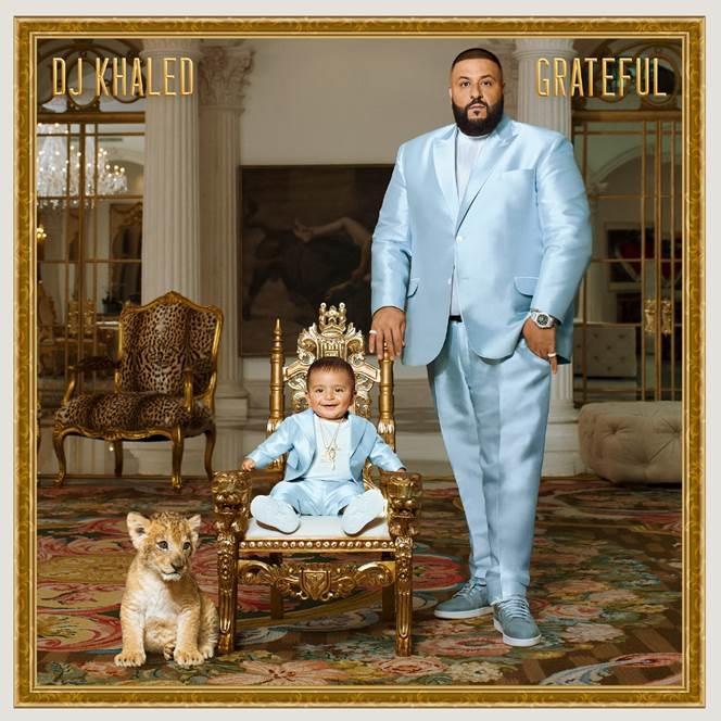 """""""Grateful"""" de DJ Khaled ya está a la venta en formato físico"""