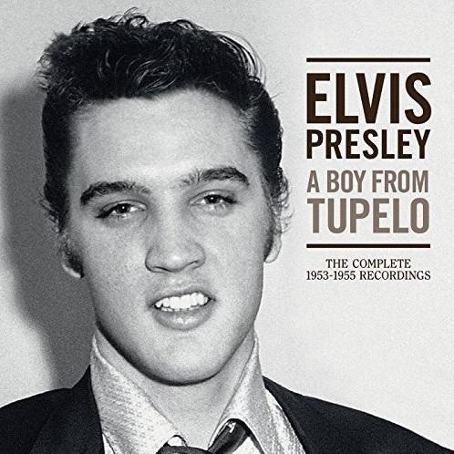 """RCA/Legacy publican """"Elvis Presley – A Boy Fro Tupelo: The Complete 1953-1955 Recordings"""". Ya a la venta"""