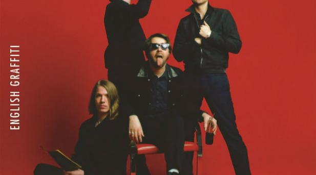 """""""English Graffiti"""", el nuevo álbum de The Vaccines, saldrá a la venta el 25 de Mayo"""