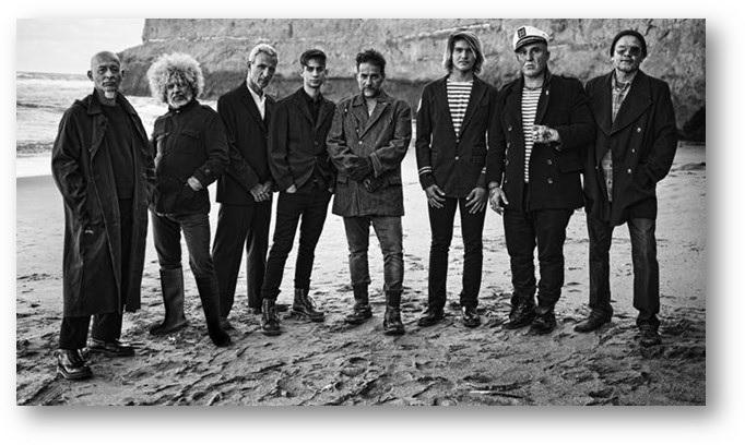 """Los Fabulosos Cadillacs comienzan su gira por Europa con """"La Salvación de Solo y Juan"""""""