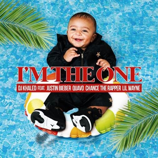 "DJ Khaled estrena nuevo single ""Im The One"", junto a Justin Bieber, Quavo, Chance The Rapper y Lil Wayne"