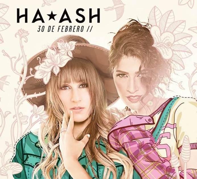 """Ha*Ash publica hoy en formato físico y digital su nuevo disco """"30 de Febrero"""""""
