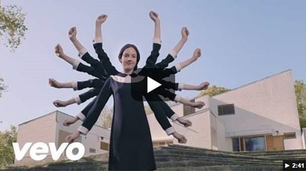 """Jain – Su canción """"Come"""", protagonista de la nueva campaña de Otoño de El Corte Inglés"""