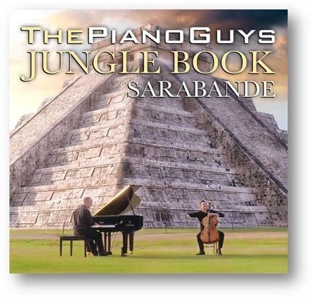 """The Piano Guys conquistan otra de las maravillas del mundo en """"Jungle Book/ Sarabande"""""""