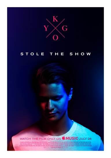 """Kygo anuncia el documental """"Stole The Show"""""""