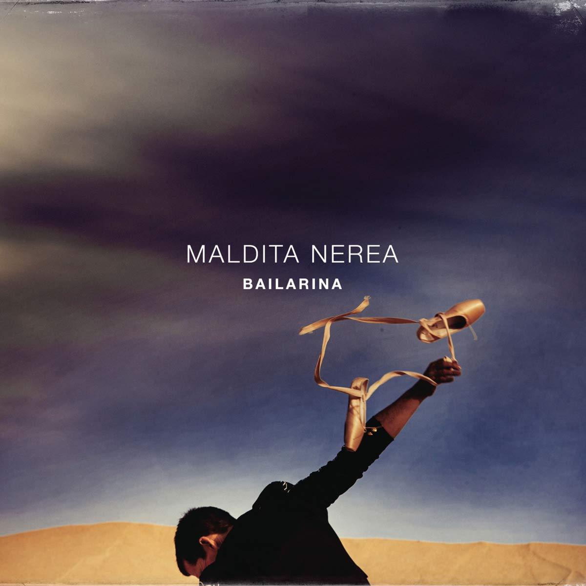 """Maldita Nerea publica hoy su nuevo álbum """"Bailarina"""" y comienza hoy la gira de firmas de discos"""