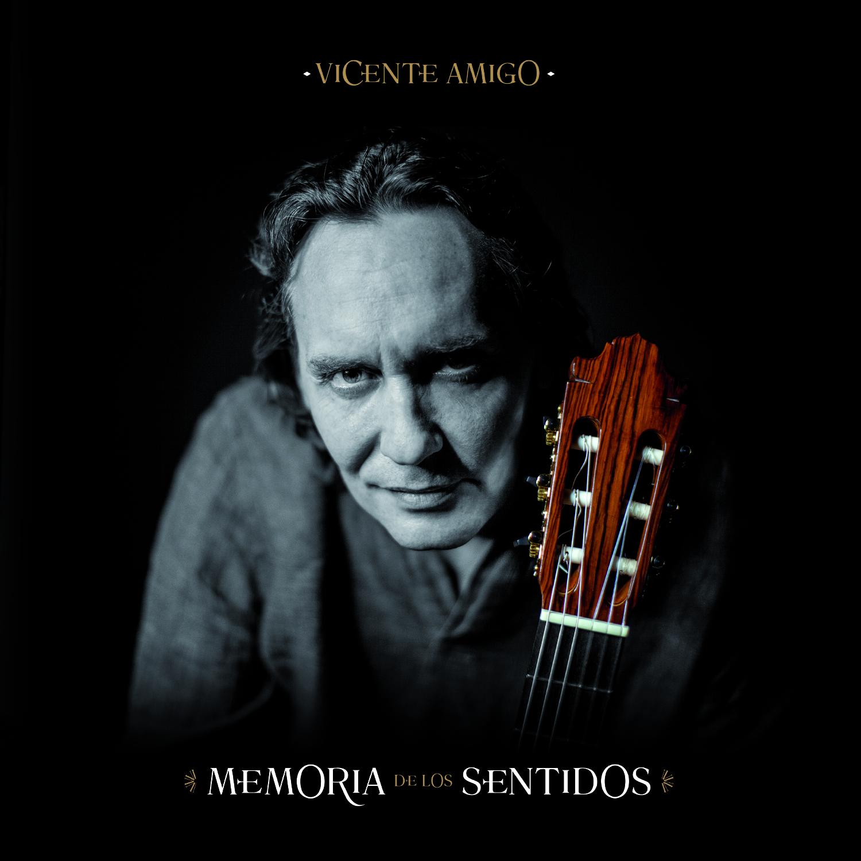 """Vicente Amigo presenta su nuevo disco """"Memoria de los sentidos"""" el 1 de Mayo en el Teatro Real de Madrid"""