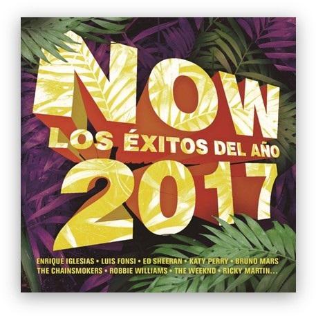 """Hoy a la venta """"Now 2017"""", el mejor recopilatorio del año"""