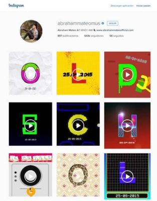 old school collage instagram