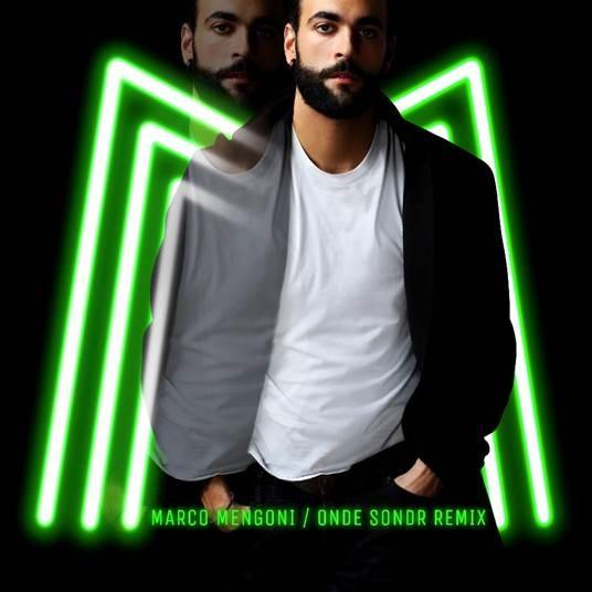 "Marco Mengoni lanza hoy el remix de ""Onde Sondr Remix"" como anticipo a un EP de remixes de alcance internacional antes de iniciar su nueva gira europea"