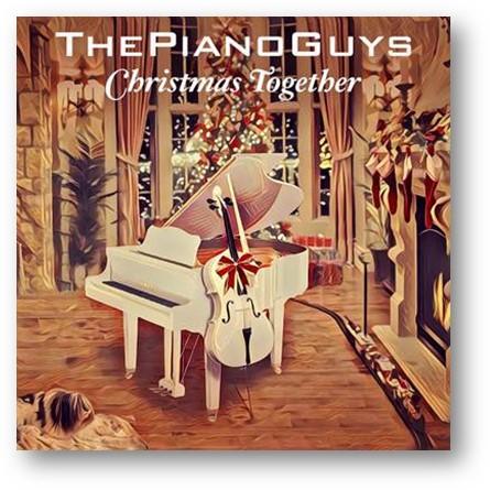"The Piano Guys lanzan hoy ""Christmas Together"", su nuevo álbum"