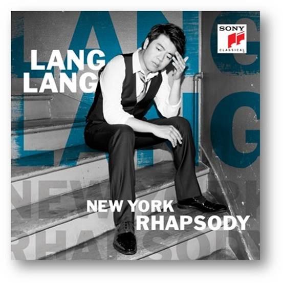 """La magia de la ciudad de Nueva York inspira a Lang Lang en su nuevo álbum """"New York Rhapsody"""""""