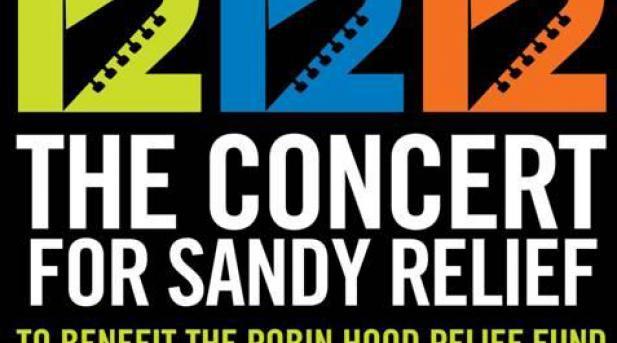 "Hoy se pone a la venta ""12-12-12"" – The Concert for Sandy Relief"
