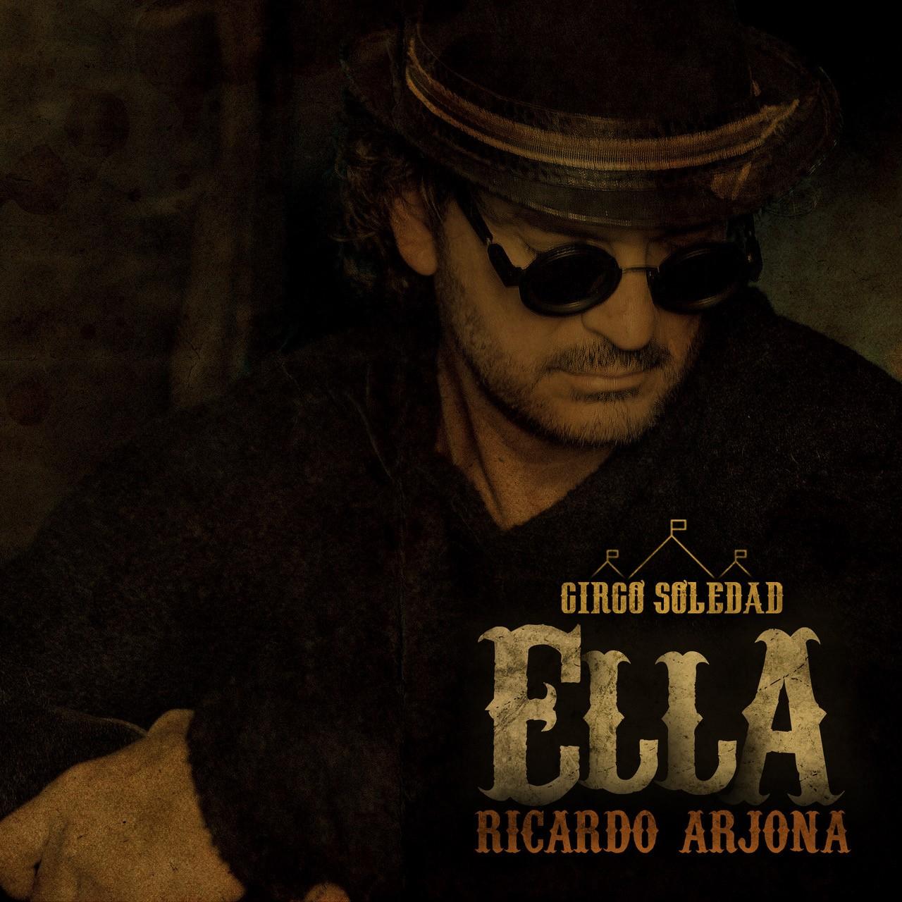 """Ya está disponible """"Ella"""", el primer single de Ricardo Arjona"""