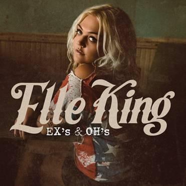 """El éxito """"Ex's & Oh's"""" de Elle King logra la certificación de platino y es top 10 en la lista """"Hot 100"""" de Billboard"""