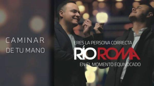 """Río Roma presenta su sencillo """"Caminar de tu mano"""" Ft. Fonseca"""