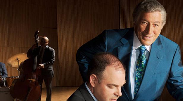 """Tony Bennett y el pianista de jazz Bill Charlap graban """"The Silver Lining: The Songs of Jerome Kern"""". A la venta el 25 de Septiembre"""