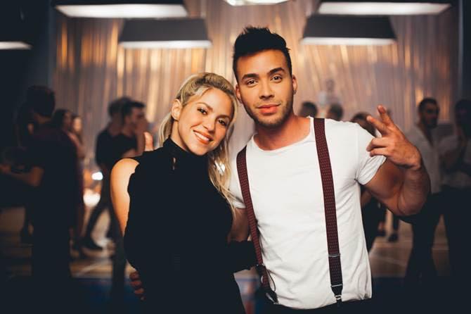"""Prince Royce y Shakira estrenan el vídeo de """"Deja Vu"""""""