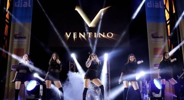 Ventino finaliza con éxito su gira de 16 shows por España